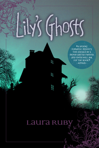Lily's Ghosts cover